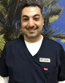 Dr Mohammed Nassrullah from Dentistry on 7